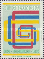 [The 100th Anniversary of Colombian Insurance Company, Typ ALN]