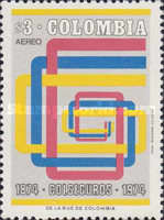 [Airmail - The 100th Anniversary of Colombian Insurance Company, Typ ALO]