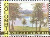 [Airmail - Colombian Ecology, Typ ALW]