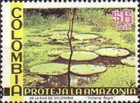 [Airmail - Colombian Ecology, Typ ALX]