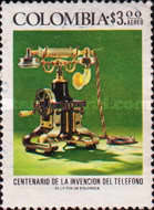 [Airmail - The 100th Anniversary of Telephone, Typ AMX]
