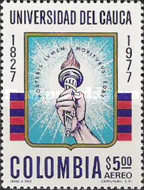 [Airmail - The 150th Anniversary of Cauca University, Typ AOH]