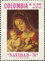 [Airmail - Christmas, Typ APS]