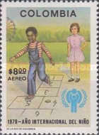 [Airmail - International Year of the Child, Typ APX]
