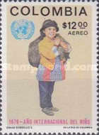 [Airmail - International Year of the Child, Typ APZ]