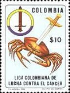 [The 20th Anniversary of Colombian Anti-cancer League, type ASN]