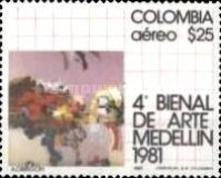[Airmail - The 4th Biennial Arts Exhibition, Medellin, Typ ASX]