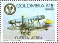 [Airmail - American Air Forces Co-operation, Typ AXS]