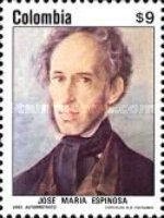 [The 100th Anniversary of the Death of Jose Maria Espinosa, 1798-1883, Typ AYI]