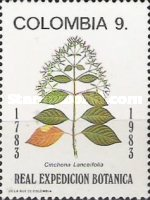 [The 200th Anniversary of Royal Botanical Expedition from Spain to South America, Typ AYP]