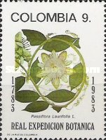 [The 200th Anniversary of Royal Botanical Expedition from Spain to South America, Typ AYQ]