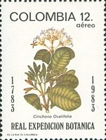 [Airmail - The 200th Anniversary of Royal Botanical Expedition from Spain to South America, Typ AYT]