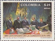[Airmail - The 100th Anniversary of Constitution, Typ BBB]