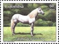 [Airmail - Pure-bred Horses, Typ BBT]
