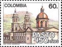 [The 450th Anniversary of Pasto, Typ BCM]