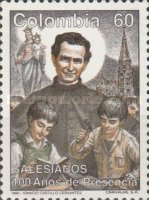 [The 100th Anniversary of Salesian Brothers in Colombia, тип BFY]