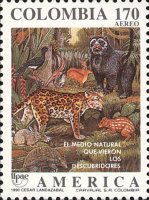[Airmail - America  - Natural World, type BGA]