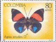 [Airmail - Butterflies, type BGI]
