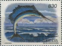 [Airmail - Atlantic Sailfish, Typ BGW]