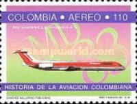 [Airmail - Commissioning New Aiplanes for Airline Avianca, Typ BIG]