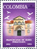 [The 100th Anniversary of Franciscan Sisters in Colombia, Typ BIZ]