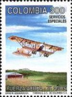 [Airmail - The 75th Anniversary of Air Force, Typ BKS]