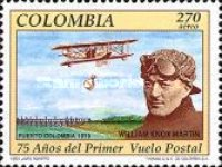 [Airmail - The 75th Anniversary of First Airmail Flight, Typ BLB]