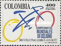 [Airmail - Cycling World Championships, Bogota and Boyaca, Typ BMS]