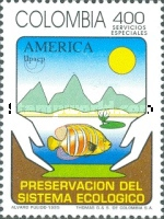 [Airmail - America - Nature Conservation, Typ BNA]