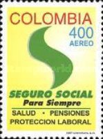 [Airmail - The 50th Anniversary of State Social Security, Typ BOY]