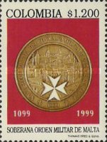 [The 900th Anniversary of Sovereign Military Order of Malta, Typ BRU]