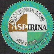 [The 100th Anniversary of Invention of Aspirin, Typ BSS]