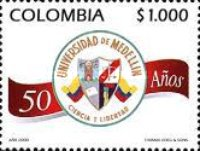 [The 50th Anniversary of Medellin University, Typ BSV]