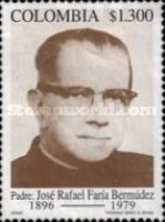 [The 20th Anniversary of the Death of Father Jose Rafael Faria Bermudez, 1896-1979, Typ BSW]
