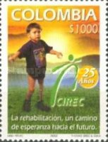 [The 25th Anniversary of Integral Rehabilitation Centre of Colombia, CIREC, Typ BUO]