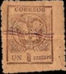 [Cartagena Issue - Coat of Arms, Typ CB]