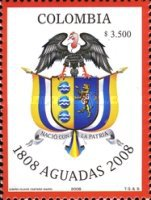 [The 200th Anniversary of the City of Aguadas, Typ CGJ]