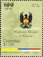 [The 100th Anniversary of Colombian Bishops Conference, Typ CHC]