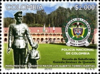[National Police of Colombia - School of Warrant Officers, type CMO]
