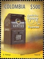 [America UPAEP - Mail Boxes, Typ CPT]