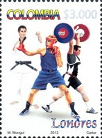 [Olympic Games - London, England, Typ CPX]