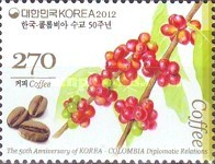 [The 50th Anniversary of Diplomatic Relations with Korea, Typ CQD]