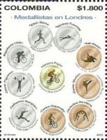 [Olympic Games Medallists, Typ CQW]