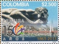 [The 150th Anniversary (2013) of Pereira, Typ CSB]