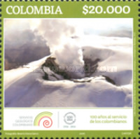 [The 100th Anniversary of the SGC - Colombian Geological Survey, type CTX]
