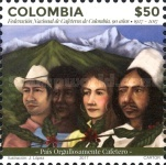 [The 90th Anniversary of the National Federation of Coffee Growers of Colombia, Typ CVS]