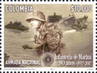 [The 80th Anniversary of the Marine Corps, Typ CWT]