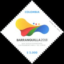 [The 23rd Central American and Caribbean Sports Games - Barranquilla, Colombia, Typ CZA]