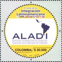 [ALADI - Latin American Integration Association, Typ DCD]
