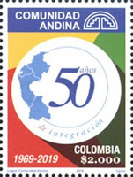 [The 50th Anniversary of the Andean Community, Typ DEI]